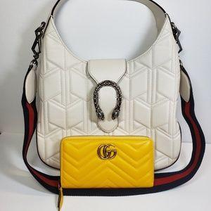 Gucci Wallet Leather Zip Around